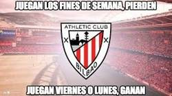 Enlace a La lógica del Athletic