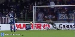 Enlace a GIF: Cuarto gol del Madrid. Cristiano consigue otro doblete