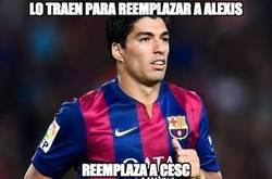 Enlace a Luis Suárez, muchas asistencias, pocos goles