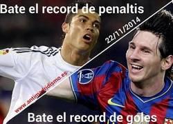 Enlace a Ayer se batieron 2 récords. Con una ligera diferencia