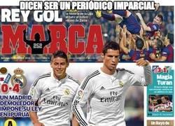 Enlace a ¿Alguien pensaba acaso que Marca dedicaría la portada a Messi?