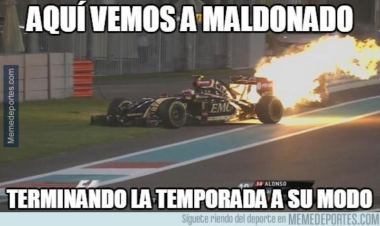 414425 - Maldonado no pierde las costumbres