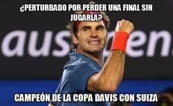 Enlace a Federer hace historia