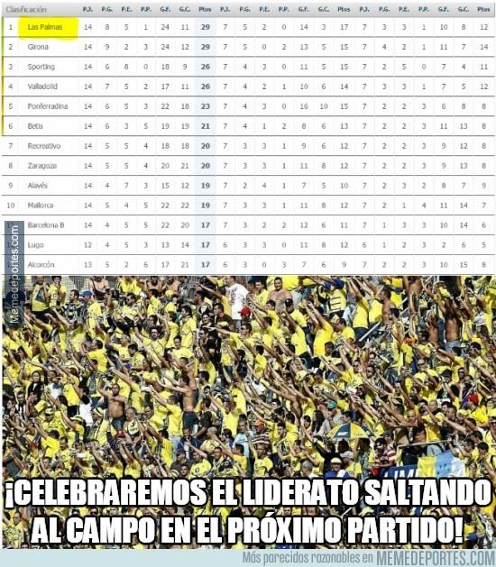414629 - Cuidado con las celebraciones del Las Palmas