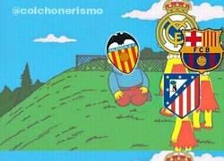 Enlace a El Valencia se descuelga de la liga