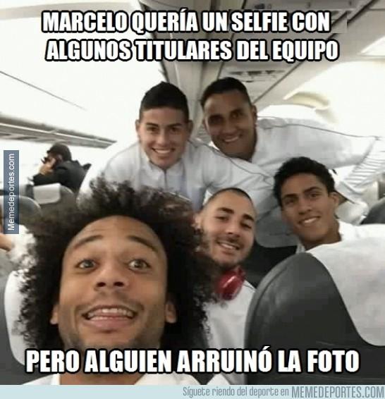 414902 - Alguien arruina la foto de titulares de Marcelo