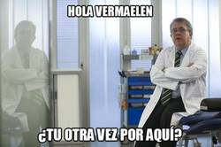 Enlace a El médico del Barça ya está harto de Vermaelen