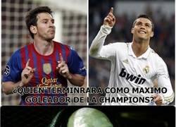 Enlace a Messi y CR7 ya no pensarán más en Raúl