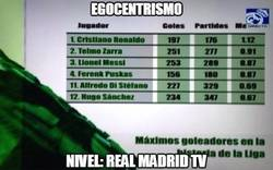 Enlace a Según Real Madrid TV, Cristiano es el máximo goleador de la historia de la Liga