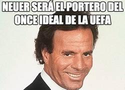 Enlace a Neuer será el portero del once ideal de la UEFA
