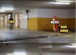 Enlace a Messi, por un nuevo récord, el de asistencias