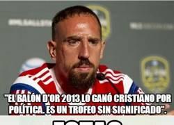 Enlace a Ribery, olvídalo de una vez