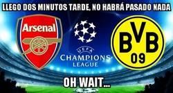 Enlace a ¿Llegas tarde? Gol del Arsenal