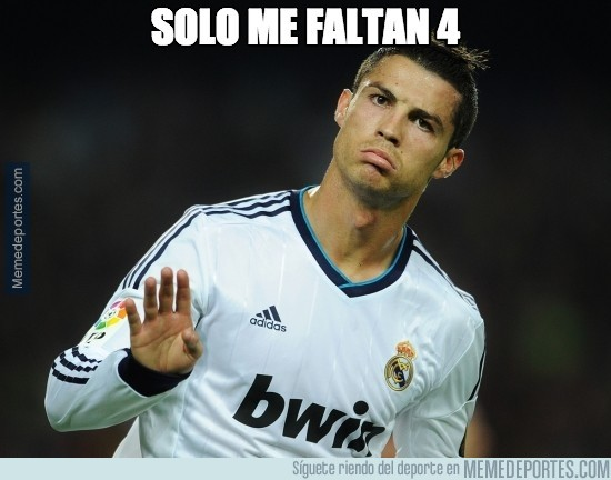 415962 - Cristiano ya ha empezado a ir a por Messi