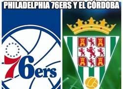 Enlace a ¿Qué tienen en común los Philadelphia 76ers y el Córdoba?