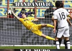 Enlace a Samir Handanovič, últimos 6 penaltis parados, él sí es el auténtico parapenaltis