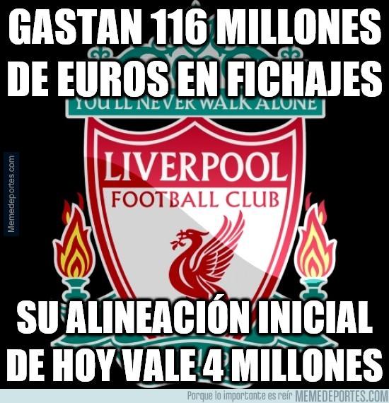 416808 - Gastan 116 millones de euros en fichajes