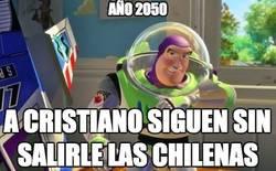 Enlace a Lo de Cristiano y las chilenas es incompatible