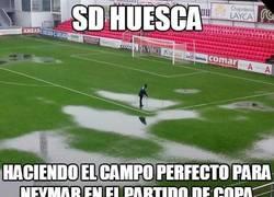 Enlace a Qué cachondos los del SD Huesca