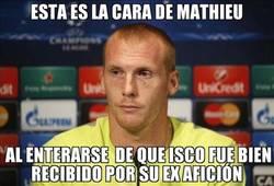 Enlace a Mathieu, algo has hecho mal