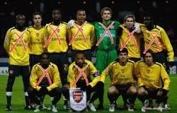 Enlace a Tras el adiós de Henry, sólo quedan 3 en activo de aquel Arsenal imparable