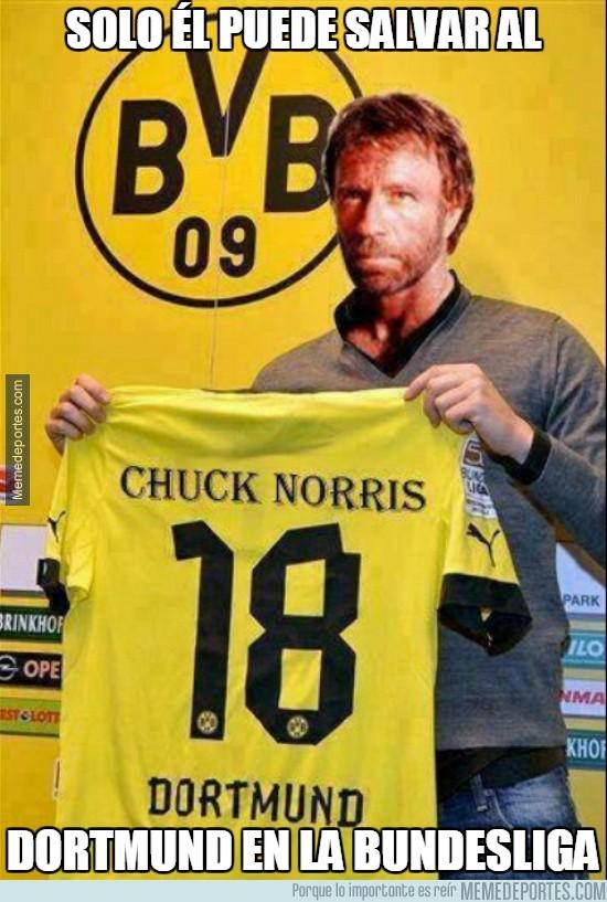 417992 - Solo él puede salvar al Dortmund en la Bundesliga