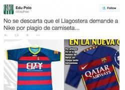 Enlace a La nueva camiseta del Barça