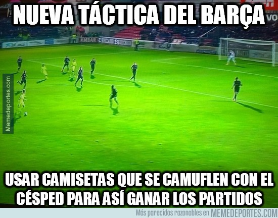 418632 - Nueva táctica del Barça