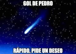 Enlace a Gol de Pedro