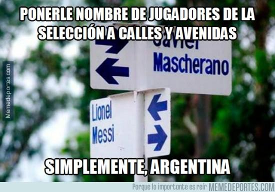418698 - Simplemente, Argentina