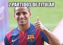 Enlace a Douglas: la solución a todos los problemas defemsivos del Barça
