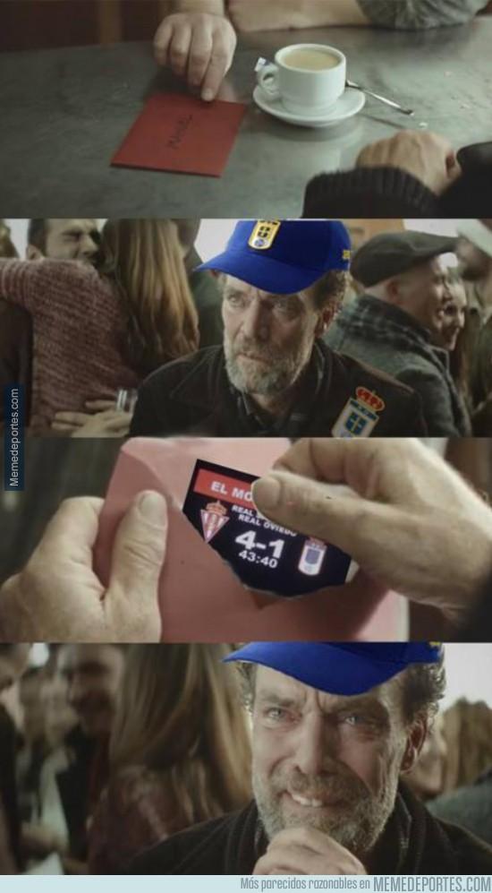 418848 - Recuerdos de un Sporting B - Oviedo
