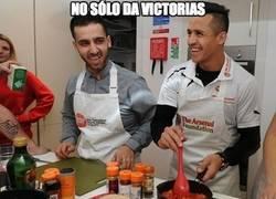 Enlace a Alexis multiusos en el Arsenal
