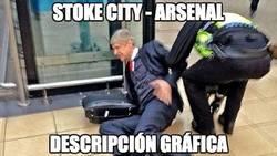 Enlace a El resumen del Stoke City - Arsenal