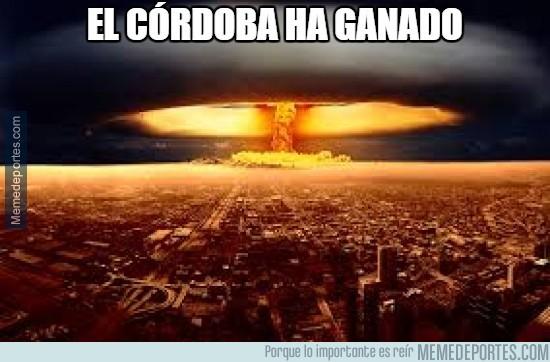 419513 - El Córdoba ha ganado su primer partido