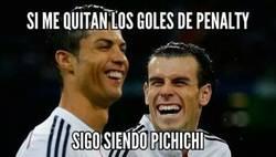 Enlace a Cristiano es pichichi aún sin penaltis