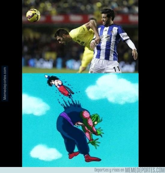 420487 - La mejor descripción gráfica del Villarreal-Real Sociedad