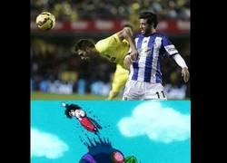 Enlace a La mejor descripción gráfica del Villarreal-Real Sociedad