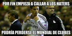 Enlace a Bad Luck James