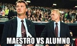 Enlace a Hoy en el Southampton vs United. Alumno vs maestro