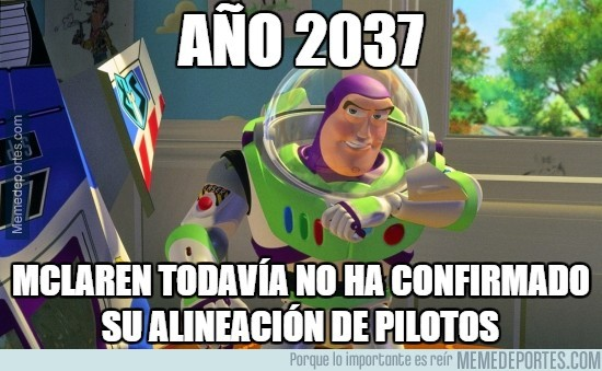 420842 - McLaren, ¿a qué esperáis?