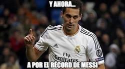Enlace a ¡Ahora a por el récord de Messi!