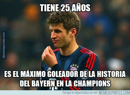 421796 - Müller también está de récord