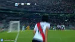 Enlace a GIF: Los 2 Goles que dieron la Victoria a River Plate - Final Copa Sudamericana