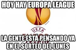 Enlace a Hoy hay Europa League