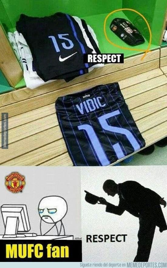 422126 - Vidic no olvida al Manchester United