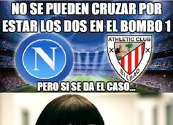 Enlace a El Napoli quiere vendetta por haberles echado de la Champions