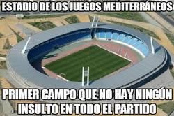 Enlace a Estadio de los Juegos Mediterráneos