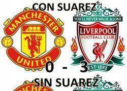 Enlace a El Liverpool sigue echando de menos a Suárez
