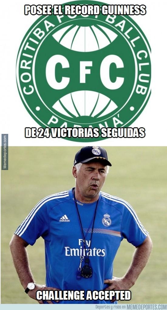 423254 - El Real Madrid va por el Récord Guinness de victorias